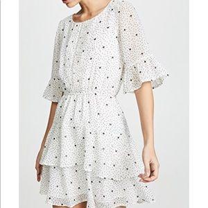 BB Dakota Dots On Dots Dress size XS